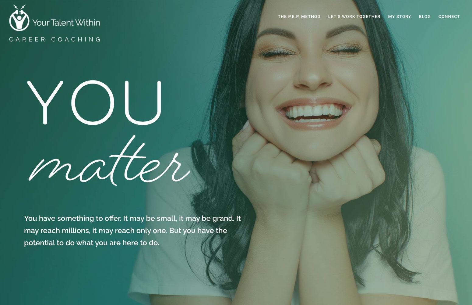 your-talent-within-wordpress-website-smiling-woman