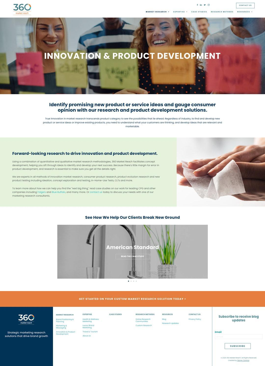 360-market-reach-website-innovation-page