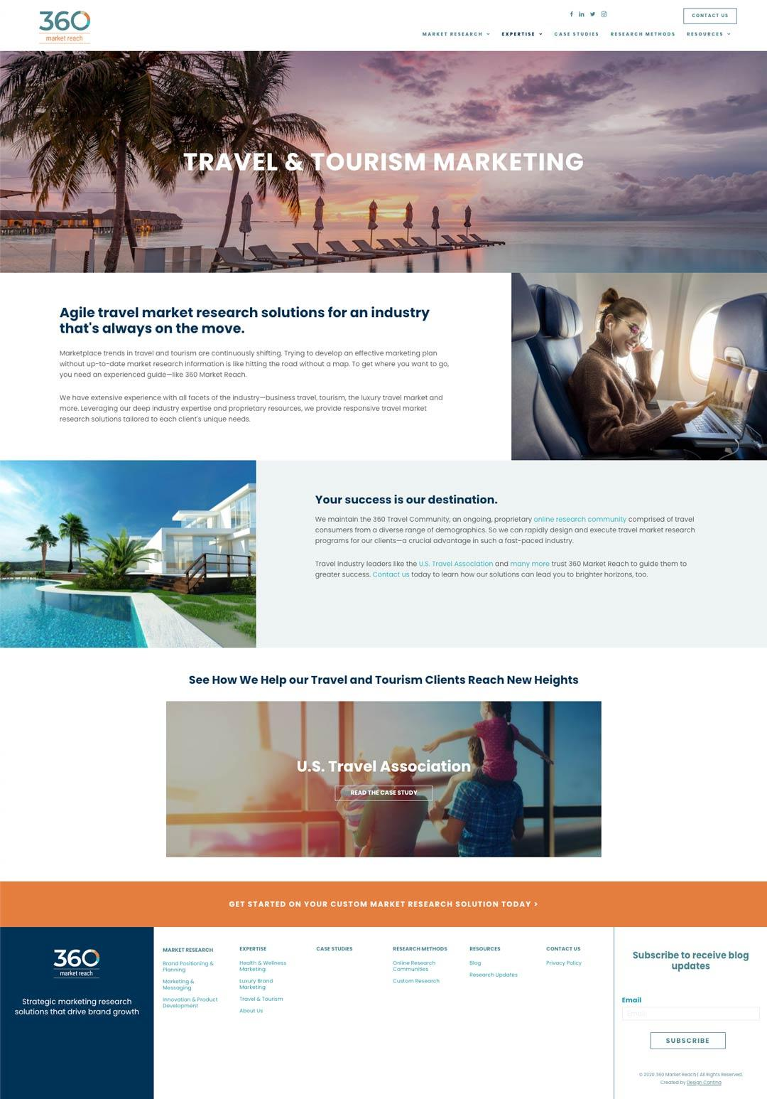 360-market-reach-website-travel-page