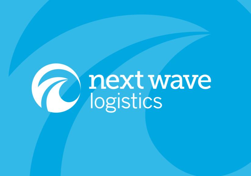 next-wave-logistics-brand-identity